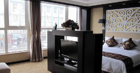 โรงแรมชิงเต่า ฉางเฉิง อีลิท ฮอลิเดย์: 房间
