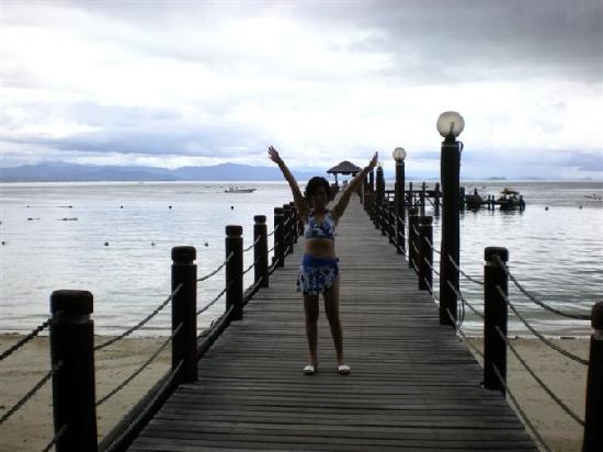 Kota Kinabalu, Maleisië: 沙巴的马干奴岛