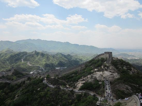 Changping Ancient Great Wall of Yan Ruins