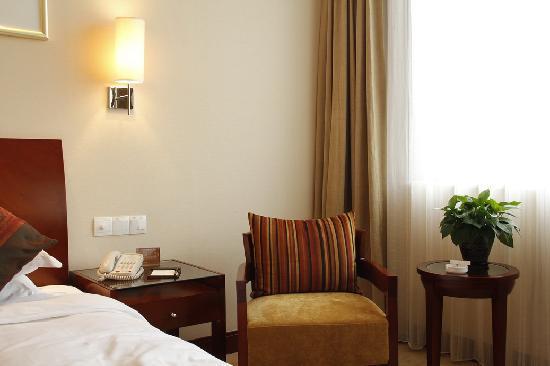 Sophia Hotel: 房间细节 02