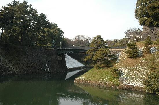 Chiyoda, Japón: 皇宫二重桥