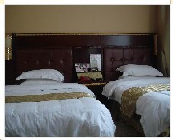 Xindu Business Hotel Hubei Qianjiang: 豪华双人房