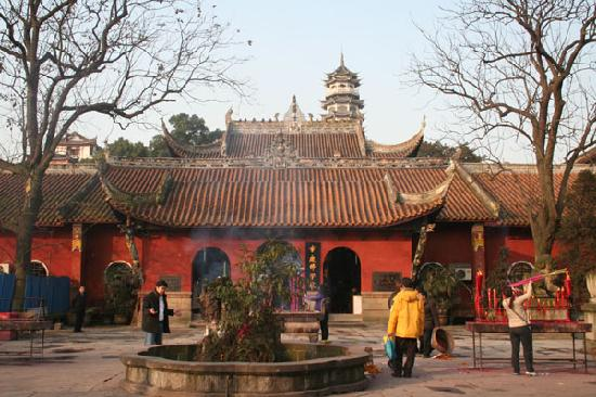 ‪Huayan Temple of Chongqing‬