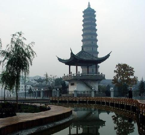 Xuchang Wenfeng Tower