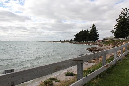 Robe, Australia: 海边