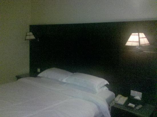 Venus Business Hotel: 酒店1