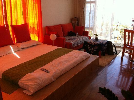 Qingtian Inn: 0号榻榻米房--最热门的房型