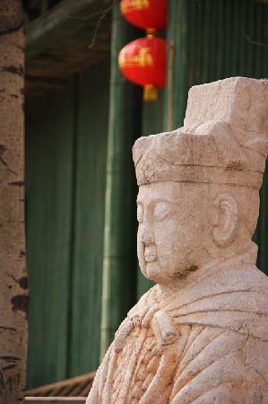 Mancheng Han-Dynasty Mausoleum