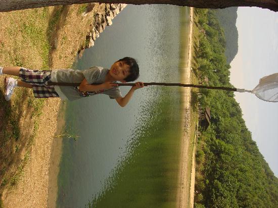 Mulan Heaven Lake: DSC07424