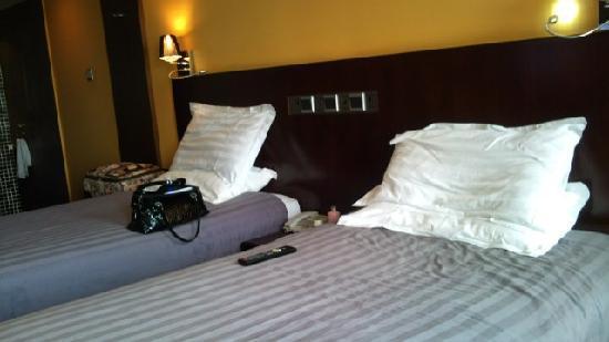 FuramaXpress Hotel (Beijing Zhong Guan Cun): 酒店3