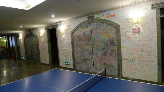 Le Tour Traveler's Rest Youth Hostel: 活动室