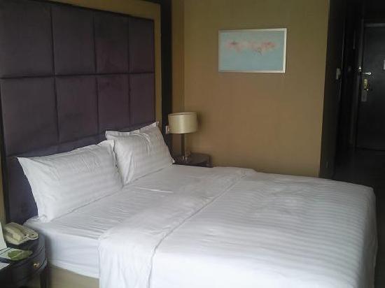 Minshan Hotel: 房间