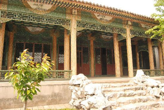Hengdian Mingqing Folk House Expo City