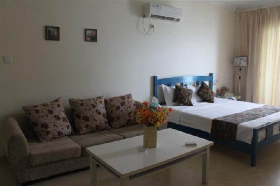 Mocha Time Seaview Hostel: 加勒比海