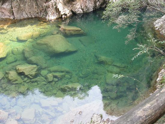 Nanxi River Yanjiang Rural Cultural Zone: 水很清的哦