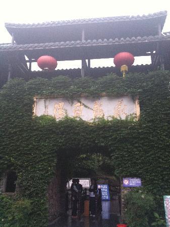 Anji Tianhuangping Pumped Storage Power Station: 在这里填写照片描述