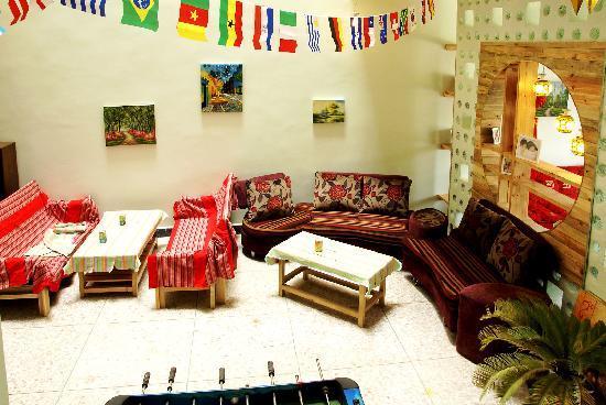 Haizhiji International Youth Hostel: 公共区域