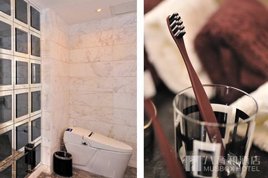 Bayinhe Hotel Zhongshan: 无处不在音乐元素3