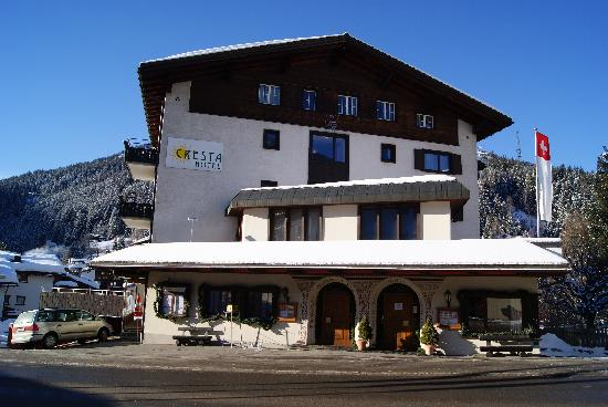 Klosters, Switzerland: 酒店外景