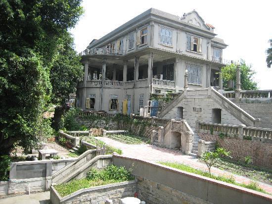 Gulangyu Huangjia Garden Hotel: 这就是传说中的第一别墅