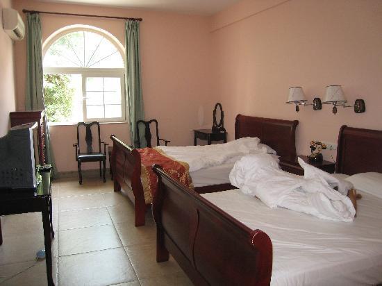 Gulangyu Huangjia Garden Hotel: 这是房间
