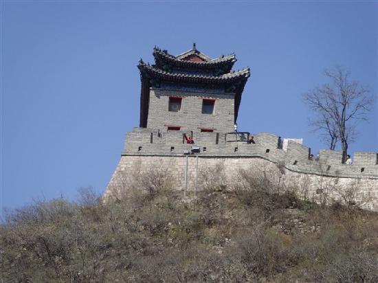 Juyong Pass of Great Wall : cv