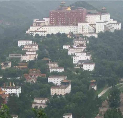 Potala Palace (Putuo Zongcheng Temple) Photo