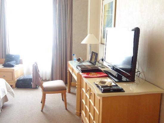 Junhua Haiyi Hotel: 房内1角