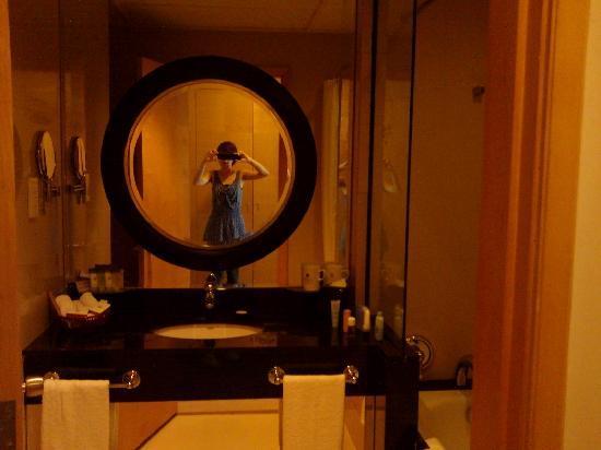 Junhua Haiyi Hotel: 洗手间