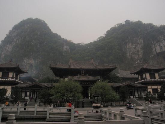 Qixia Temple of Guilin: P4020030