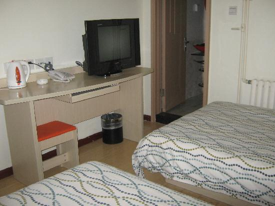 Pod Inn (Beijing Shangdi) : 标准双人间