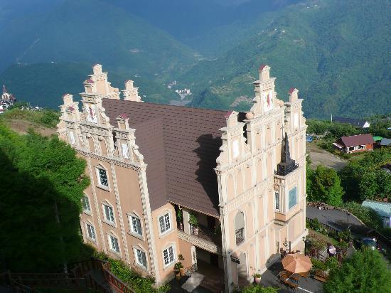 Florence Resort Villa Italianate Cingjing