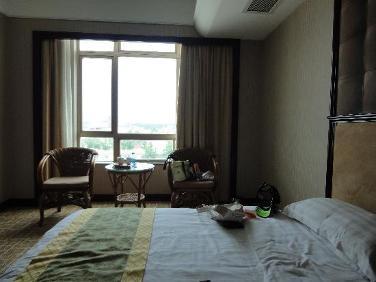 Nanfang Yiyuan Hotel: 房间的采光不错