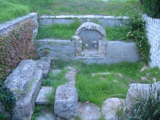 Sidi Bou Said, Tunisie : 迦太基的遗址