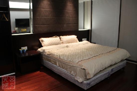 Gerya Apartment Nanjing Kairun Jincheng): 行政大床房