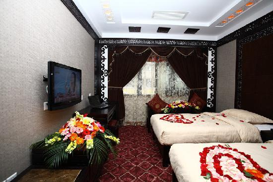Tangyun Grand Hotel: 豪华标间