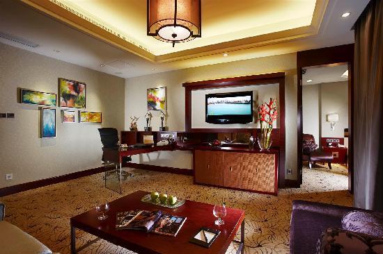 Regal Kangbo Hotel: 套房