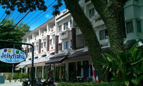 Chaweng Tara Resort: 外观
