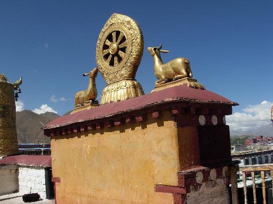 Tibet, Cina: 大昭寺