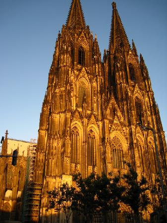 Cologne Cathedral: IMG_4925