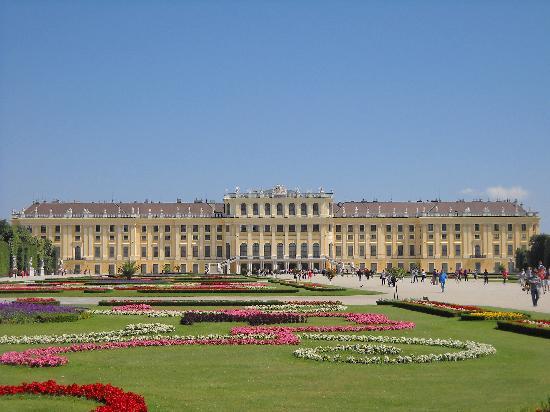 Wina, Austria: 美泉宫