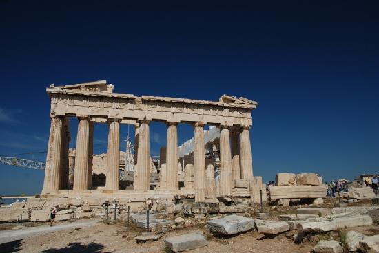 Grécia: 卫城