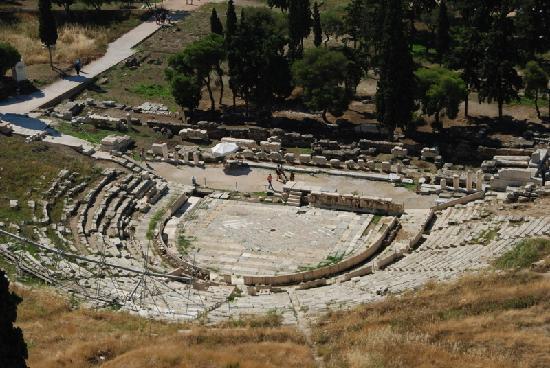 Grécia: 剧院