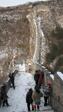 Great Wall at Bailing Pass: IMG_2209