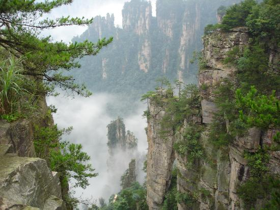 Tianzi Mountain Scenic Resort