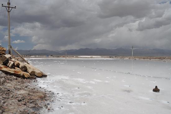 Chaka Salt Lake, Haixi