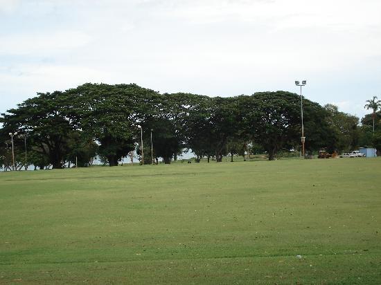 Groote Eylandt, Australia: 高尔夫球场