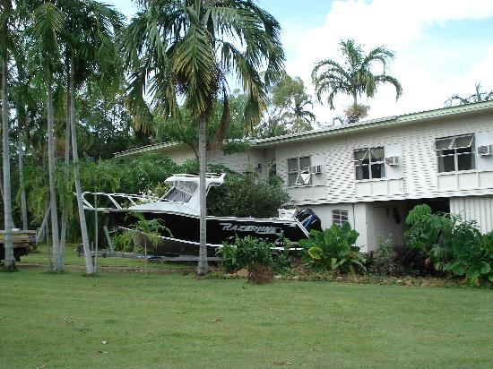 Groote Eylandt, أستراليا: 典型的岛上住房