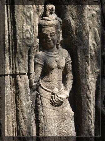 Angkor Wat: 安宁的仙女