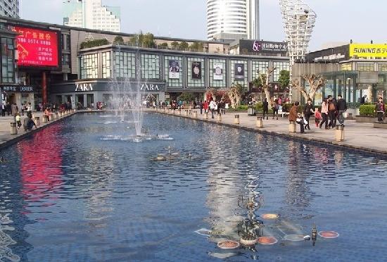 Tianyi Square: 这个水真的净